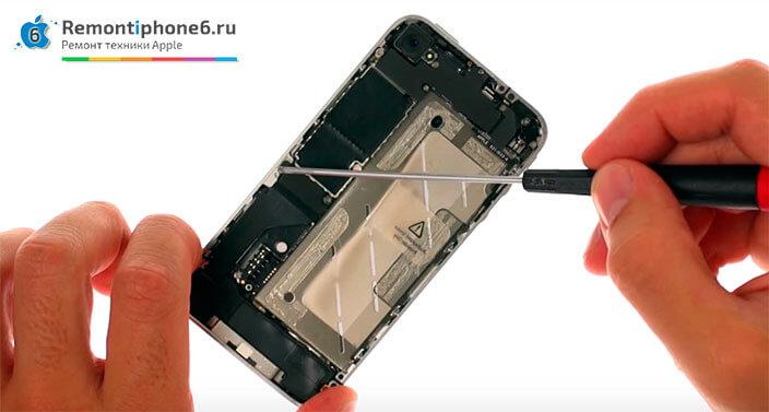 Трещины, раскол и другие проблемы стекла Айфон 6 / 6 Plus