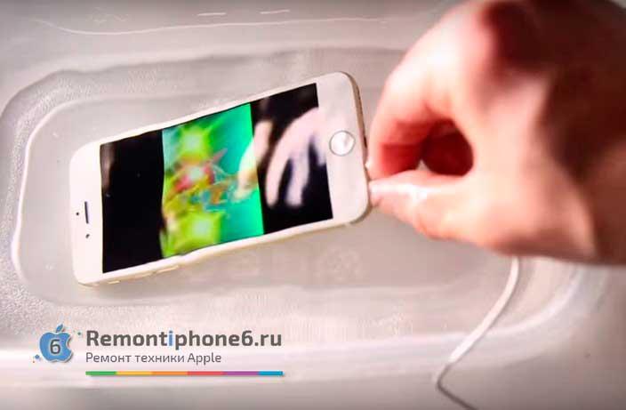 iPhone 6s ремонт после воды